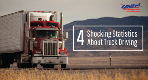 4 Shocking Statistics About Truck Driving