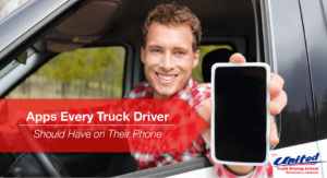 Apps Every Truck Driver Should Have on Their Phone