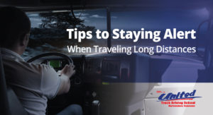 Tips to Staying Alert When Traveling Long Distances