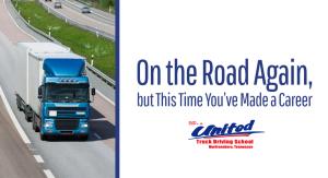 Truck Driving Training Available in Murfreesboro TN