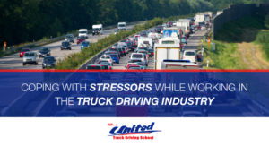 Coping with Stressors While Working in the Truck Driving Industry