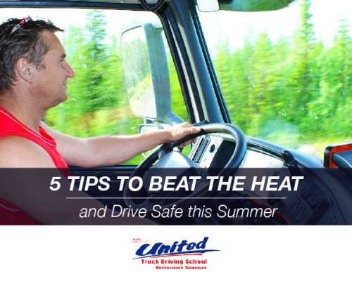 5 Tips to Beat the Heat and Drive Safe This SUmmer