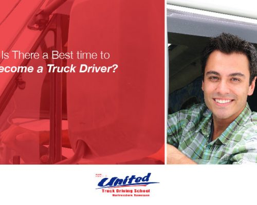 Is There a Best time to Become a Truck Driver?